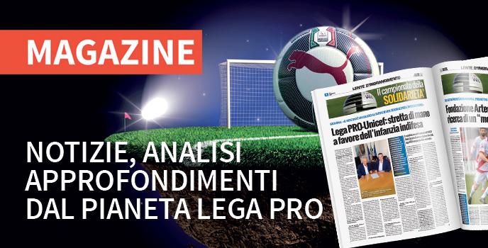 lega-pro magazine
