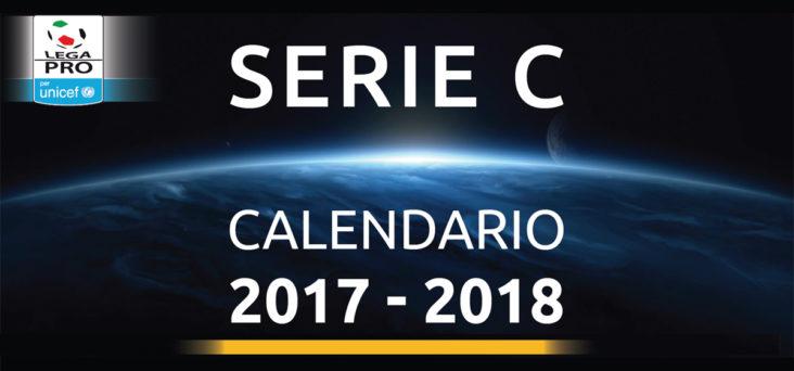 Lega Pro Calendario Girone B.Calendari Campionato Serie C Stagione Sportiva 2017 18