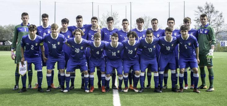Calendario Allievi Nazionali.La Rappresentativa Under 17 Lega Pro Al Torneo
